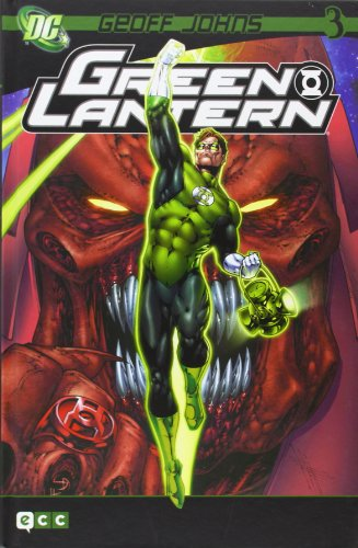 Green Lantern de Geoff Johns núm. 03