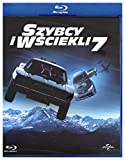Wild Speed: Sky Mission [Blu-Ray] [Region Free] (English audio. English subtitles)