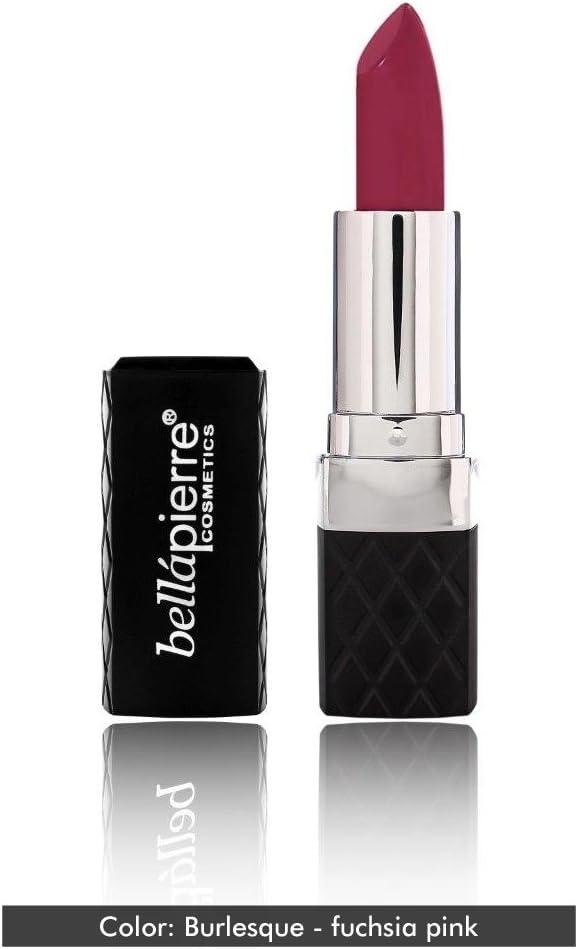 BellaPierre Mineral Luxurious Lipstick in Burlesque Fuchsia