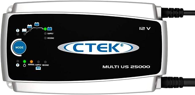 Amazon.com: Cargador de batería CTEK (56–674 ...