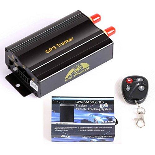 Ele Car GPS Tracker TK 103B Vehicles with Alarm Remote GSM GPS Tracker Car Alarm Device System Based on GPS Tracking System