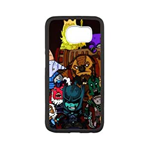 Cell Phone case DOTA2 Cover Custom Case For Samsung Galaxy S6 edge MK9R542469