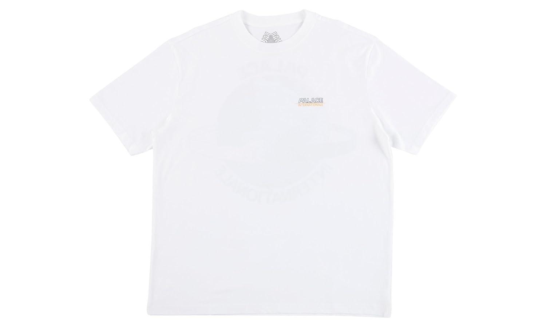 Palace Fist Bump T-Shirt US XXL White