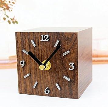 Amazon.de: Shuangklei Amt Uhr Pendel Antike Holz Platz Uhr ...
