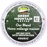 Green Mountain Our Blend Single Serve Keurig Certified K-Cup pods for Keurig brewers, 24 Count