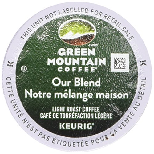 Green Mountain Coffee Our Intermingle,  K-Cup Portion Pack for Keurig K-Cup Brewers, Light Roast, 24-Count