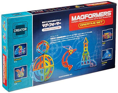 Magformers Creative Set by Magformers (Image #1)