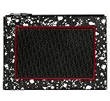 Wiberlux Dior Homme Men's Splatter Paint Print Clutch Bag