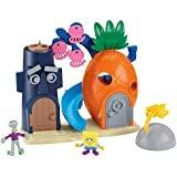 Fisher-Price Imaginext Nickelodeon SpongeBob SquarePants Bikini Bottom Playset