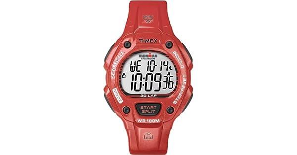 Amazon.com: Timex Unisex t5 K686 Ironman Traditional 30-Lap ...