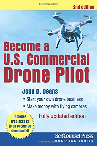 Become Commercial Drone Pilot Business product image