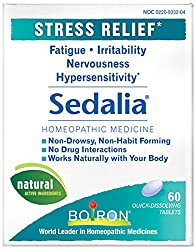 Boiron Sedalia For Stress -- 60 Ct.