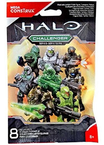 Amazon.com: Mega construx Halo Challenger Series Grunt Minor ...