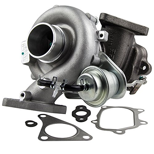 (maXpeedingrods RHF5 RHF5H VF40 Turbo Turbocharger for 2005-2009 Subaru Legacy GT Outback XT 2.5L 14411AA51A)
