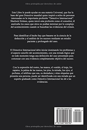 Psicología Criminal: Manual de Estudio (Spanish Edition): Ángel Martínez: 9781548402792: Amazon.com: Books
