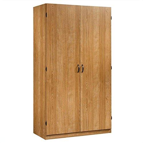 Beau Sauder Beginnings Storage Cabinet, Highland Oak