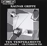 Grippe: 10 Temperaments/Situation I/Ur Undrens Tid by Ragnar Grippe (1994-02-01)