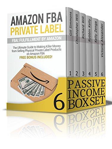 Download PDF The Passive Income 6 in 1 Box Set - Crush Course! Make Money Online - Learn 6 Secrets of Passive Income