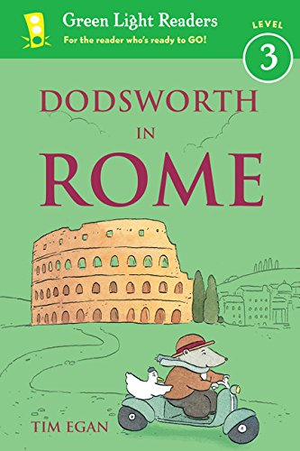 Dodsworth in Rome (Green Light Readers Level 3)