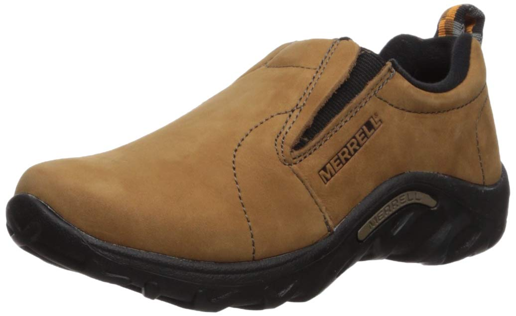 Merrell Jungle Nubuck Moc (Toddler/Little Kid/Big Kid),Brown,12 M US Little Kid