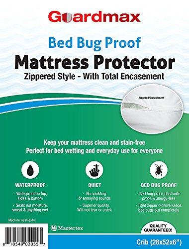 Guardmax Waterproof Mattress Protector Zippered product image