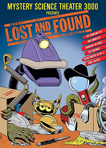 MTS3K: The Lost & Found Collection -  Shout! Factory
