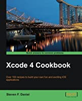 Xcode 4 Cookbook Front Cover