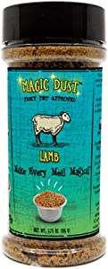 Wild Meadow Farms - Magic Dust Jerky Food Topper - USA Made for Dogs and Cats (Lamb, 3.75z)