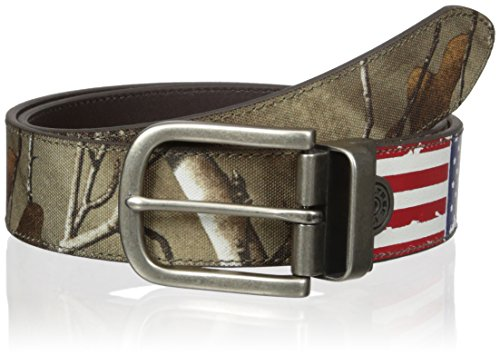 Camouflage Reversible Belt - 2