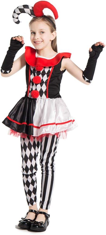 EraSpooky Disfraz de Payaso Disfraces Cosplay Fiesta de Halloween ...