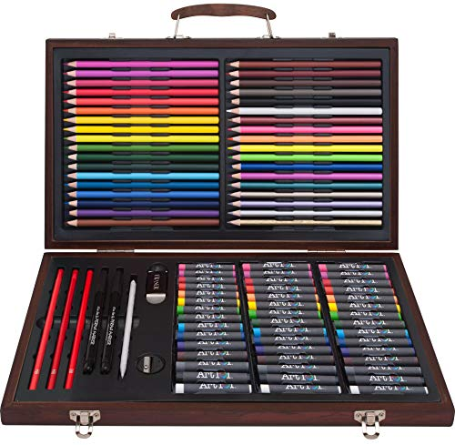 (Art 101 106-Piece Sketch Art Set)