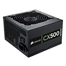 Cx500 500w 80plus Bronze Psu