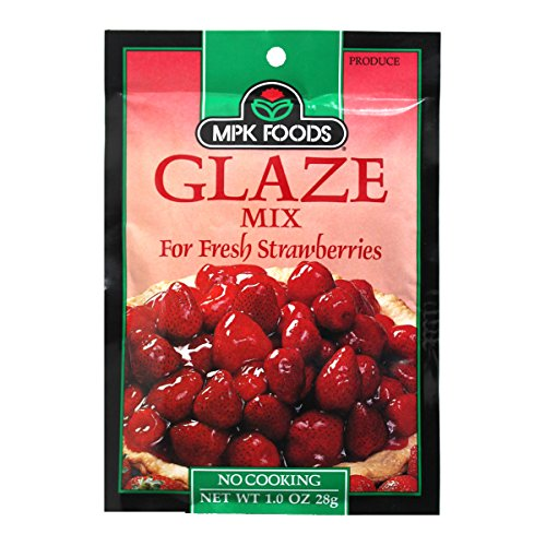 Strawberry Glaze Mix (Pack of 2)