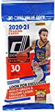 2020-21 Panini NBA Donruss Basketball Cello Pack