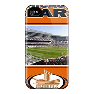 iphone covers Bumper Hard Phone Cases For Iphone 6 4.7 (vuz1514NQIm) Provide Private Custom Lifelike Chicago Bears Pattern