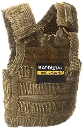 Rapdom Tactical Mini Vest, Coyote