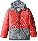 Columbia Big Boys' Lightning Lift Jacket, Mountain Red, X-Large