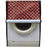 Dream Care Printed Washing Machine Cover for Fully Automatic Front Loading IFB Senator Aqua SX - 8 Kg