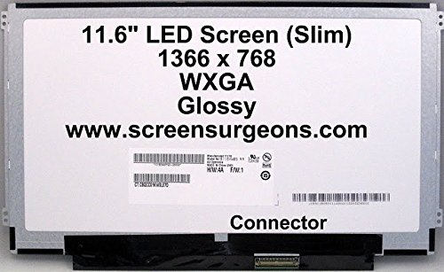 HP Chromebook 11 G2 Series LED Screen by HP