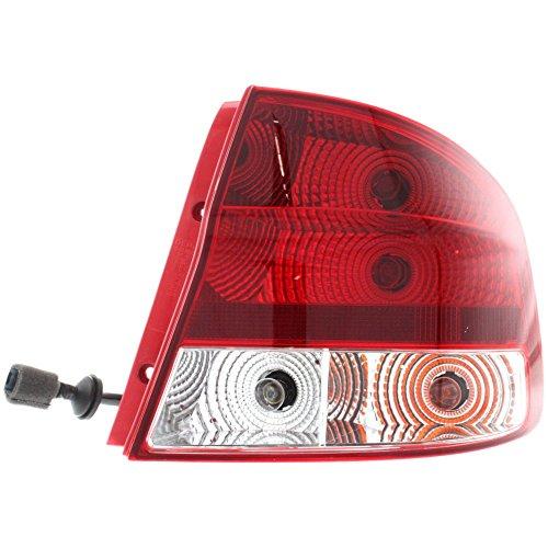 Chevrolet Aveo Light - Evan-Fischer EVA15672021286 Tail Light for Chevrolet Aveo 04-06 Assembly Sedan Right Side
