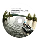 Humminbird 600022-4 Contour Elite DVD Fishing PC Software - MINNESOTA (JAN '17)