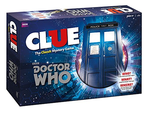 USAOPOLY Doctor Who Clue Board ()