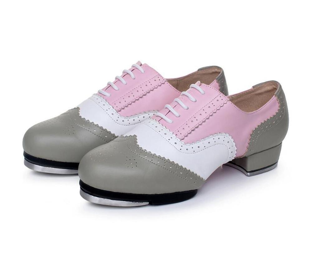 Chaussures en cuir pour femmesSemelles souples ClaquettesRogue Pompes Taille 36To42 wexe.com