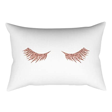 Sencillo Vida Fundas Cojines Fundas de Cojines Funda Cojines Almohada Caso Pillow Case Cushion Cover Decoración del Hogar para Salón, Dormitorio, ...