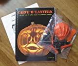 Carve-O-Lantern: A Unique Way to Carve Your Halloween Pumpkin/Kit