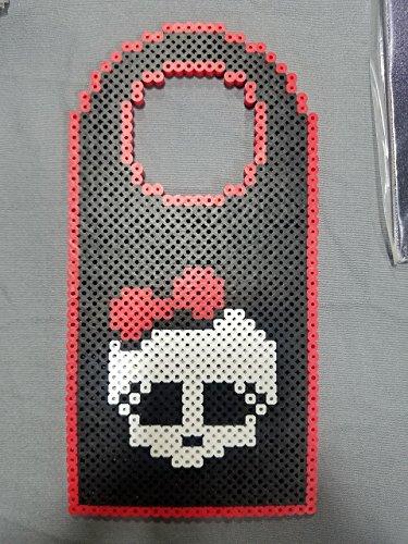 Monster High Skull Door Hanger