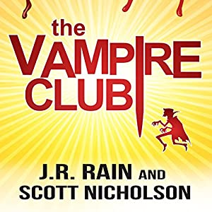 The Vampire Club Audiobook