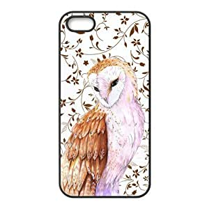 meilz aiaiPersonalized Solid Silicone Material iPhone 5s Cover Magic Cute Owl Design Cases for iPhone 5 5s Fashionmeilz aiai
