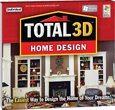 Individual Software Total 3D Home Design 9 for Windows