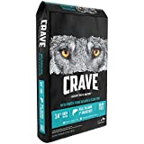 Crave Grain Free Adult Dry Dog Food With Protein From Salmon and Ocean